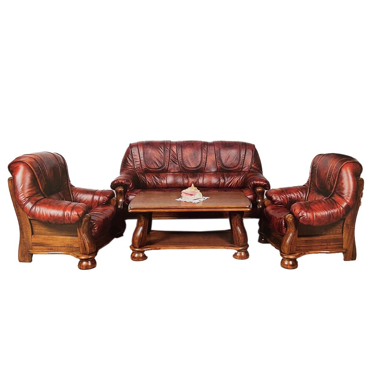 Rustikální sedačka Vincent