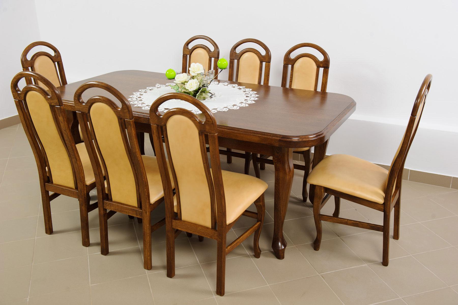 Rozkládací jídelní stůl Ludvik