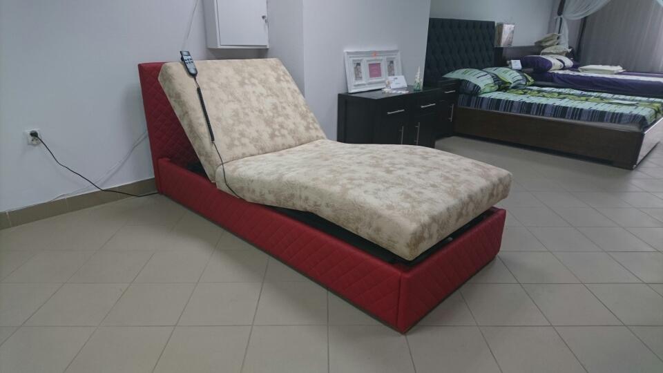 Elektrická postel