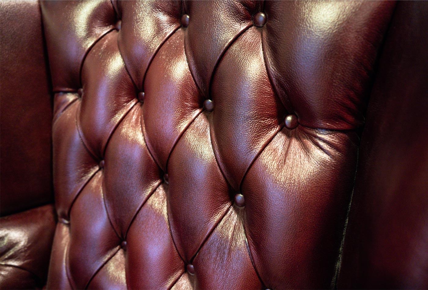 Kožená sedací souprava Neapol max