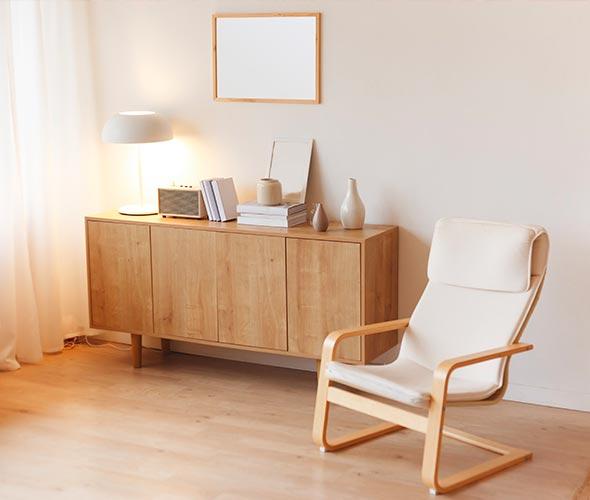 Lipový nábytek