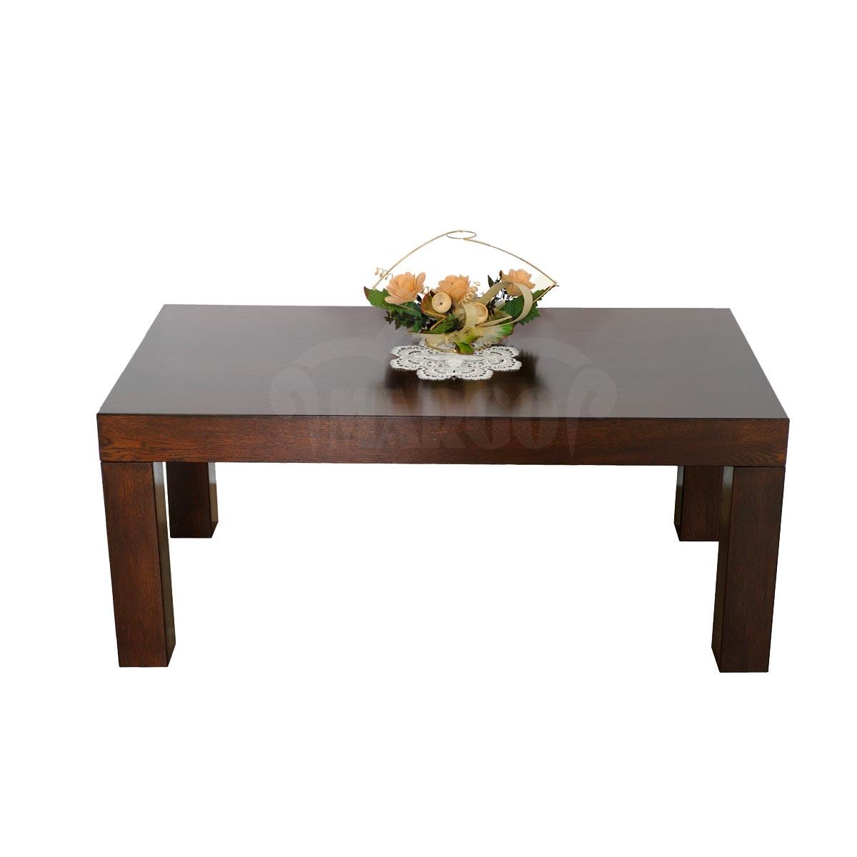 Dubový konferenční stůl Boss 130x70