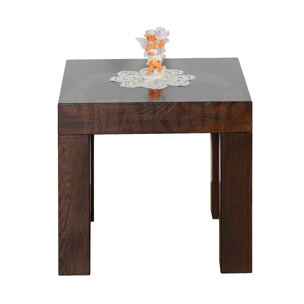 Dubový konferenční stůl Boss 60x60
