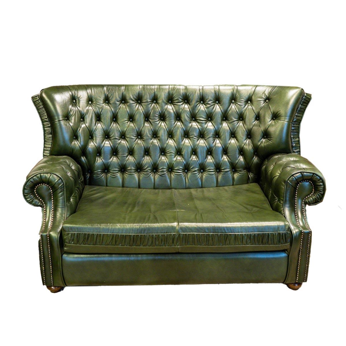 Kožená sedací souprava Neapol Lux