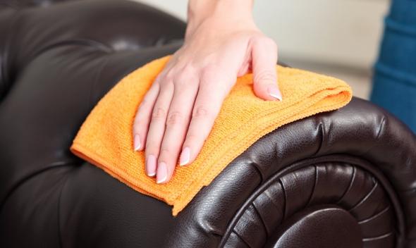 Jak pečovat o koženou sedačku